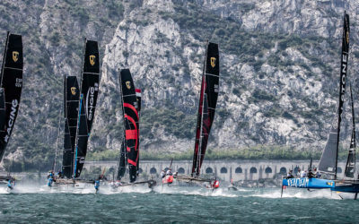 GC32 Racing Tour, novembre 2017