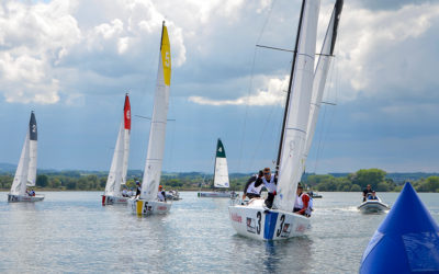 Swiss Sailing League, juin 2017
