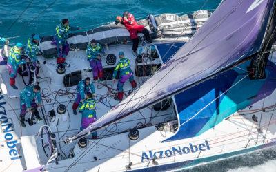 Volvo Ocean Race, février 2018