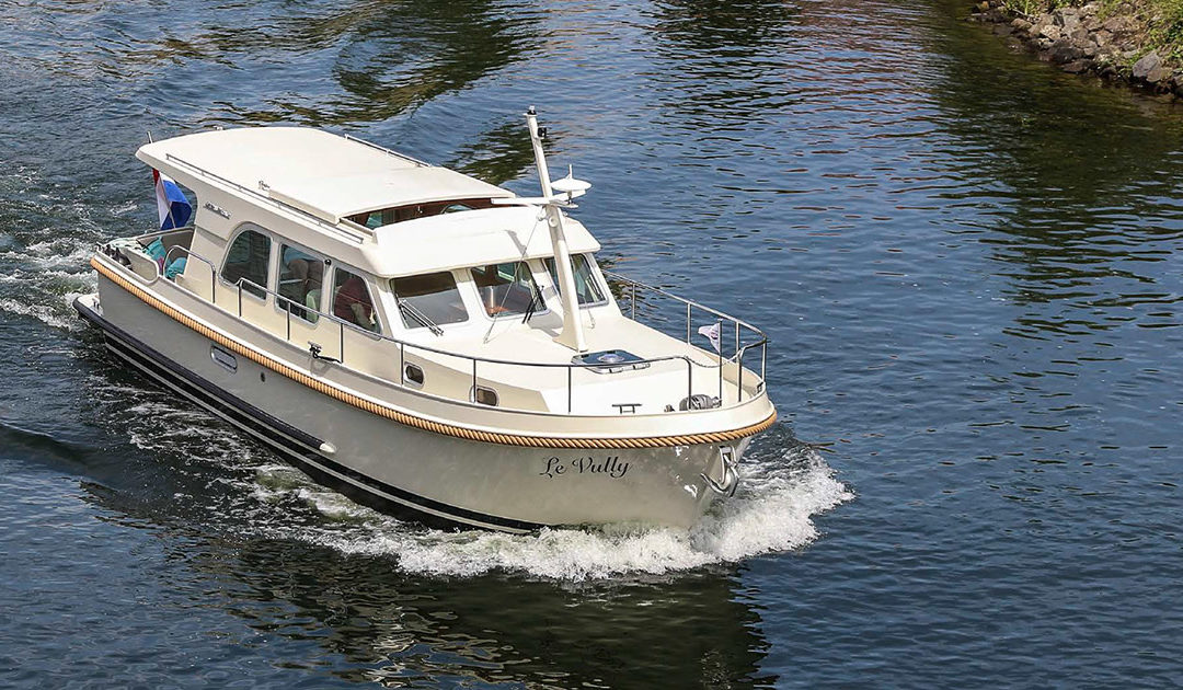 Linssen Grand Sturdy 35.0 Sedan