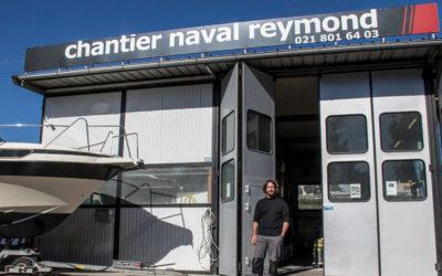 Chantier naval Reymond