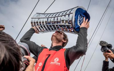 Volvo Ocean Race, juillet 2018