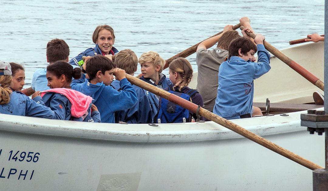 Scouts marins de Zurich