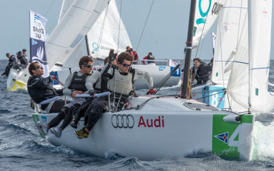 Sailing Champions League, octobre 2015