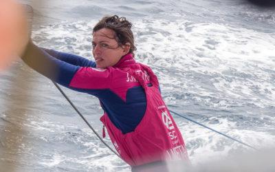 Volvo Ocean Race, juillet 2015