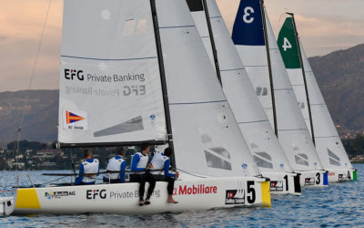 Swiss Sailing League, novembre 2018