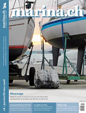 Édition 8, janvier / février 2008
