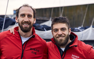 Rösti Sailing Team, mars 2019