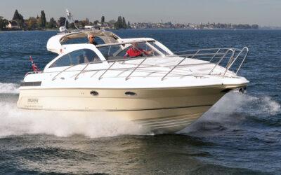 Marex 350 Cabriolet Cruiser