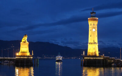 La Compagnie suisse de navigation sur le lac de Constance