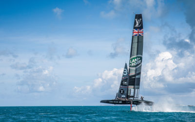 America's Cup, April 2017