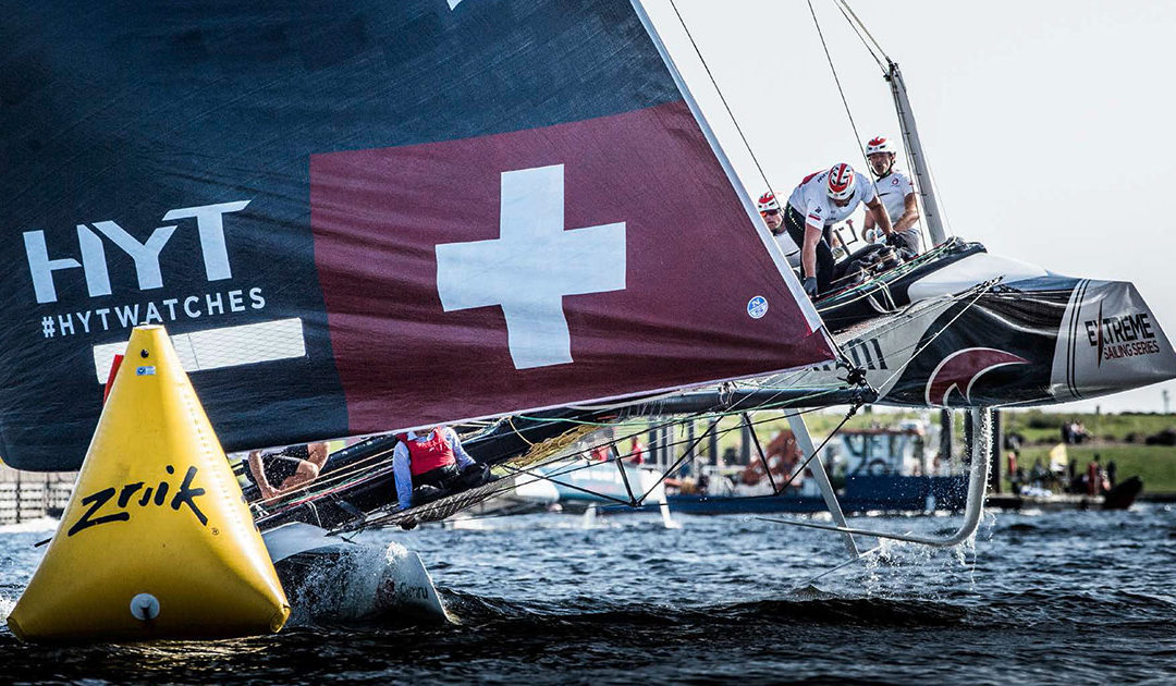 Extreme Sailing Series, September 2017