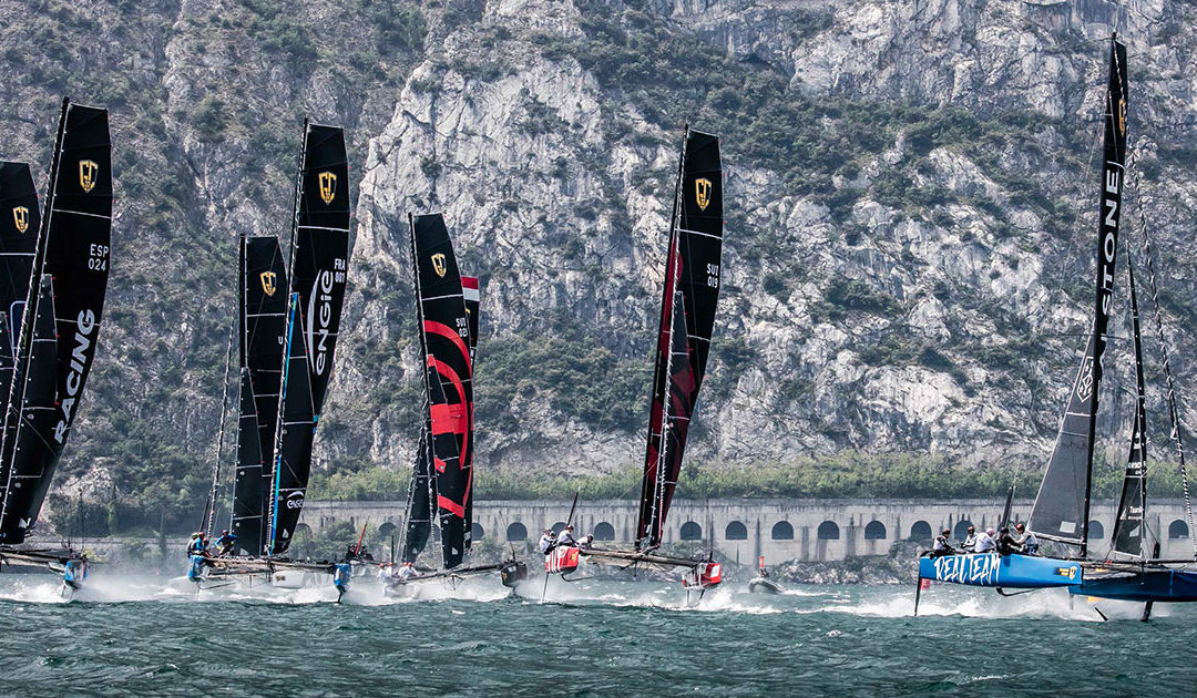 GC32 Racing Tour, November 2017