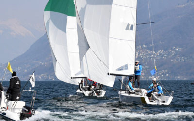 Match Race Switzerland, April 2018