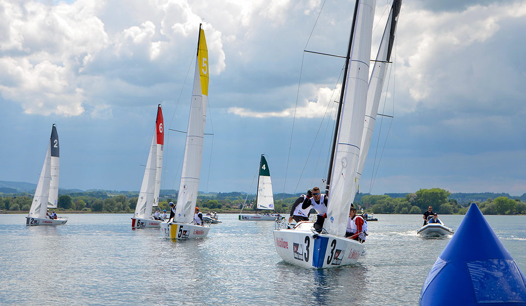 Swiss Sailing League, Juni 2017