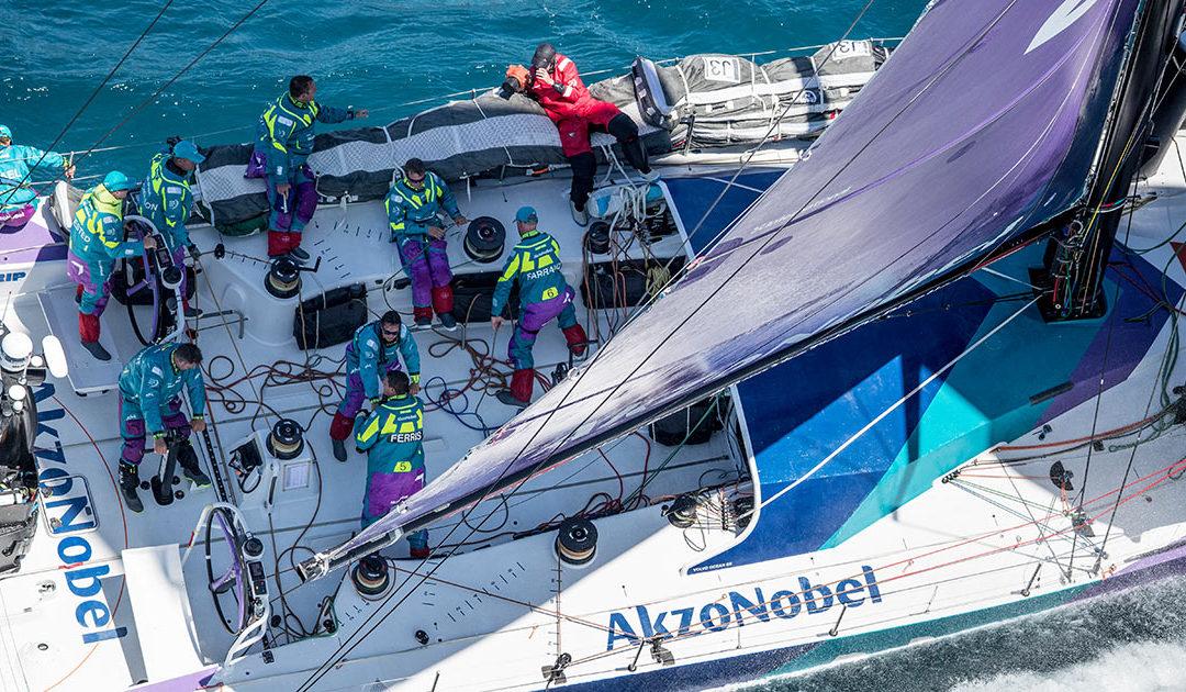 Volvo Ocean Race, Februar 2018