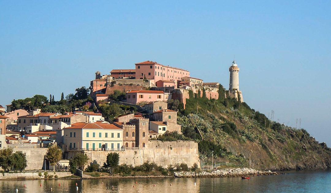 Elba und Korsika