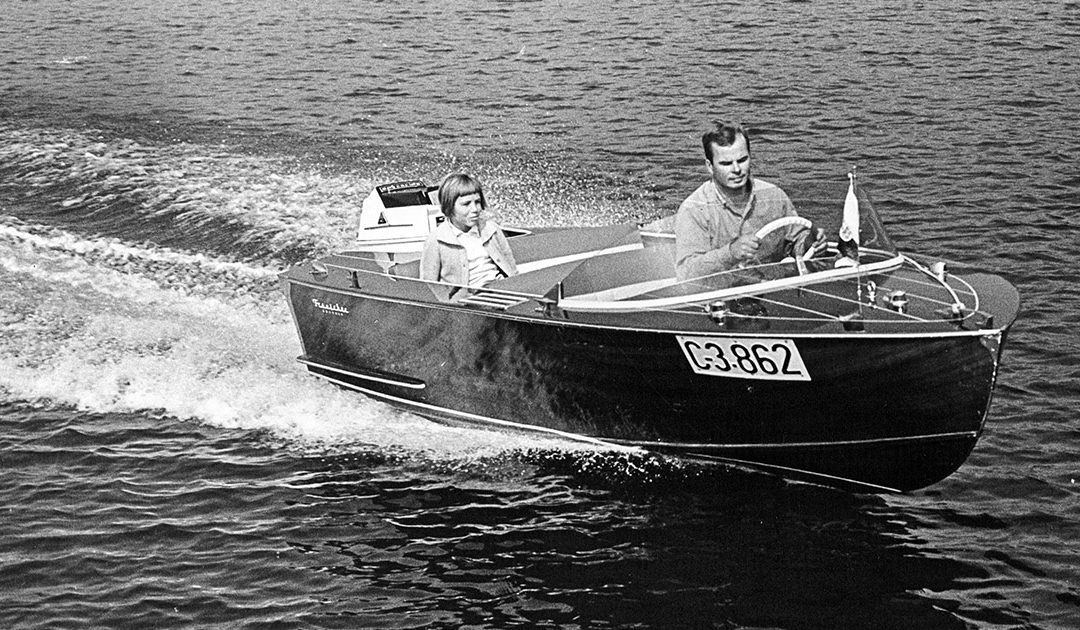 90 Jahre Frauscher Bootswerft