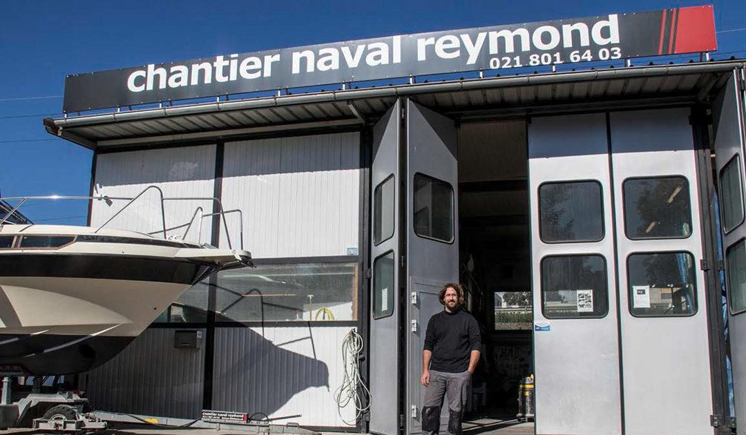 Werft Reymond