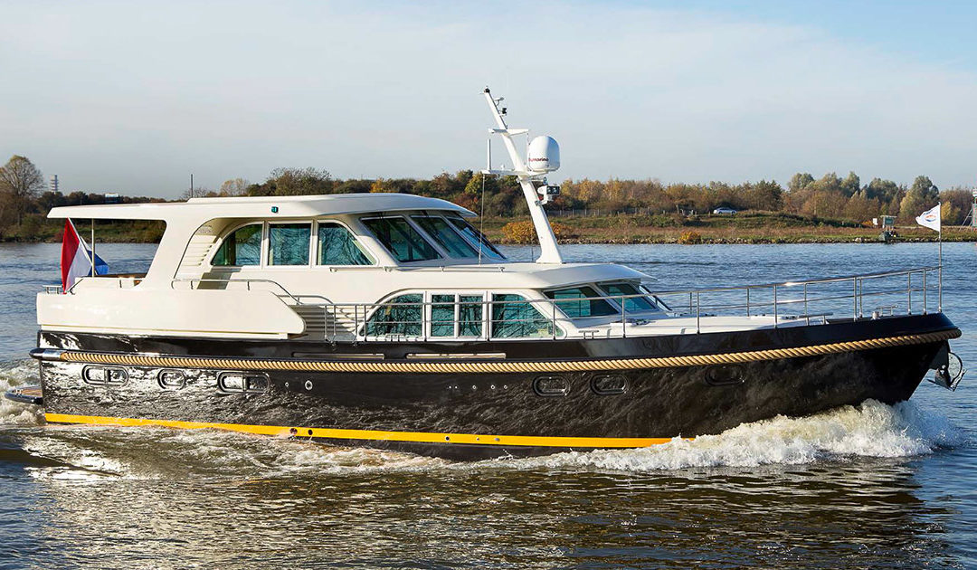 Linssen Grand Sturdy 530 AC Wheelhouse
