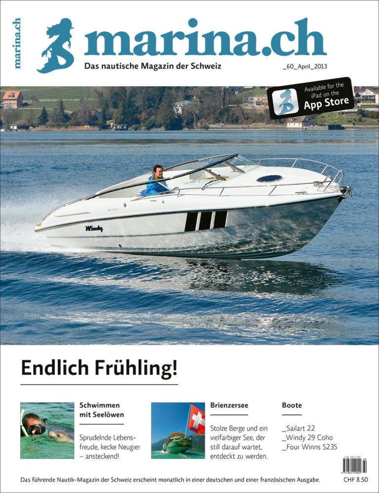 Ausgabe 60, April 2013