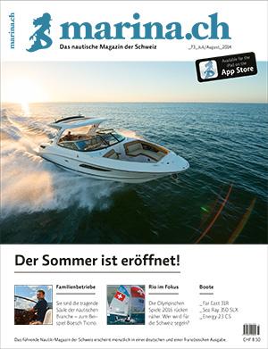 Ausgabe 73, Juli / August 2014