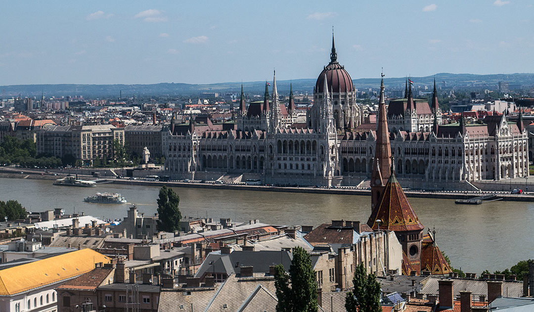 Donau-Flussfahrt