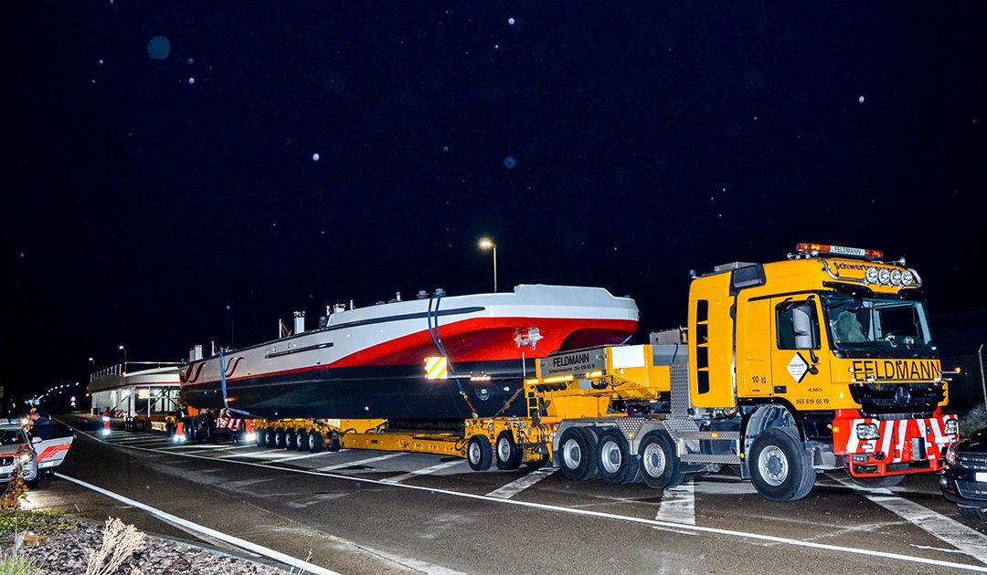 Transport Fahrgastschiff