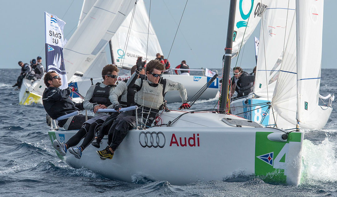 Sailing Champions League, Oktober 2015