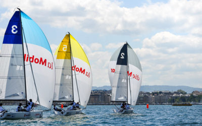 Swiss Sailing League, Juni 2016