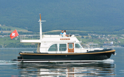 Linssen Classic Sturdy 36 Sedan Deckbridge