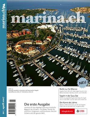 Ausgabe 1, April 2007