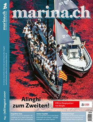 Ausgabe 4, Juli/August 2007