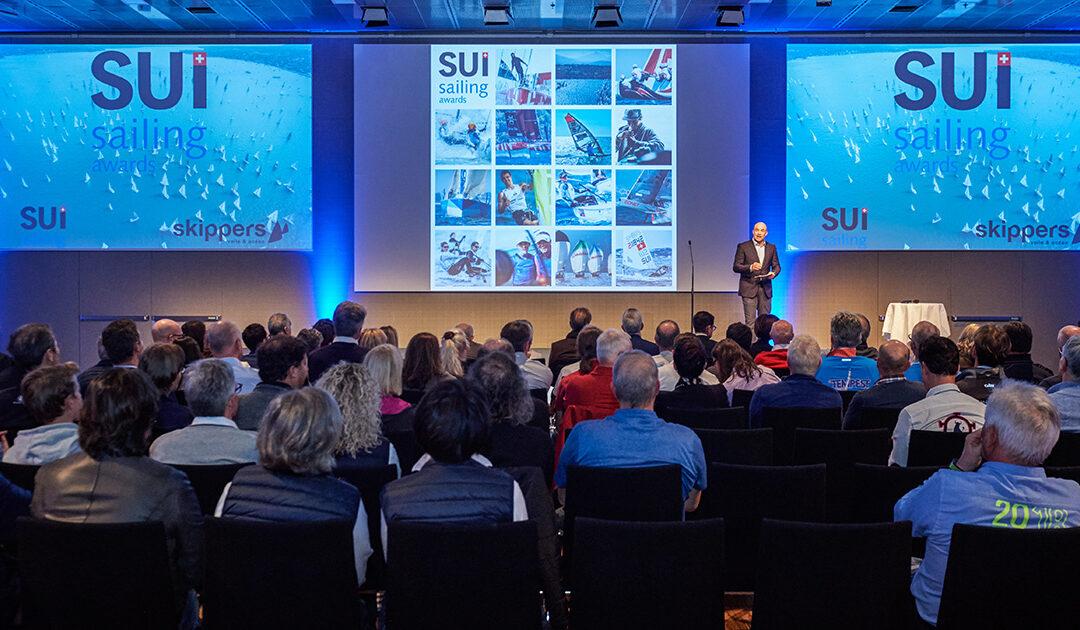 Highlights der SUI Sailing Awards 2019!