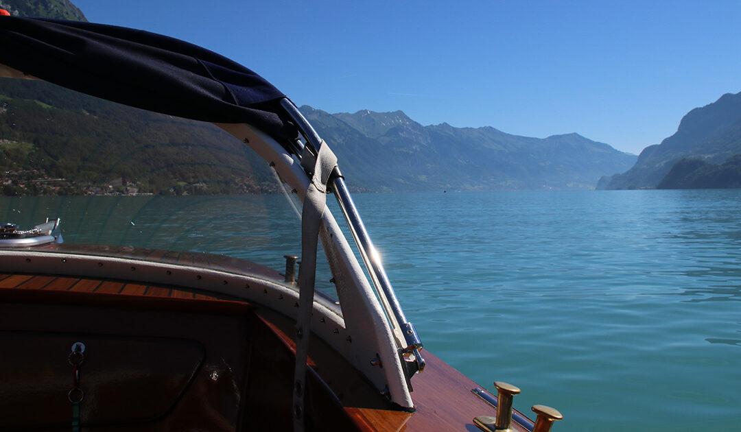 Ab auf den See!