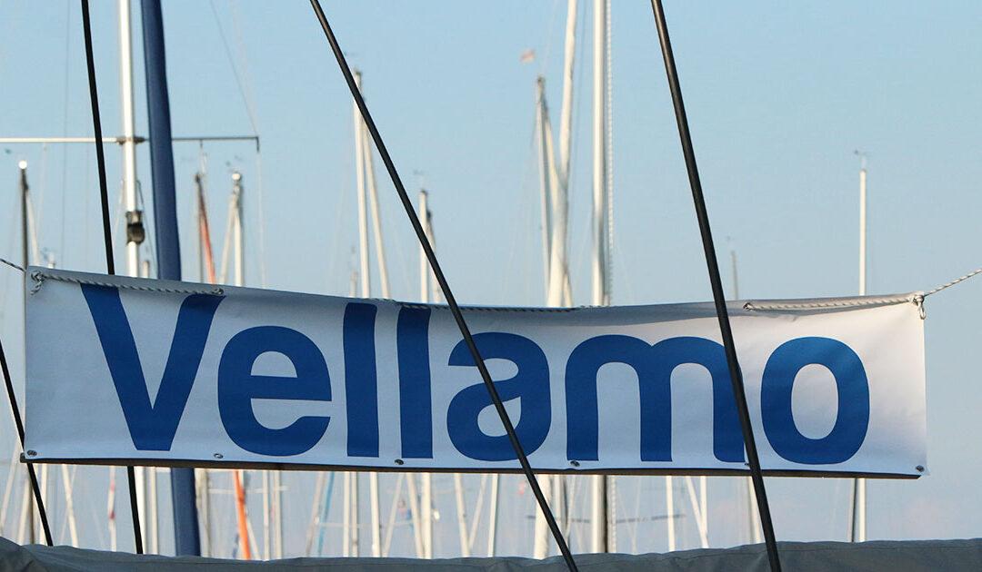 Vellamo ist startklar!