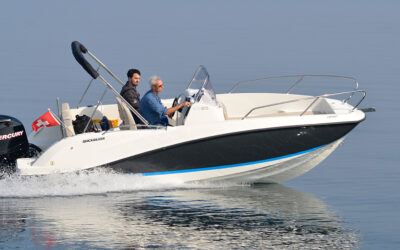 Quicksilver Active 605 open