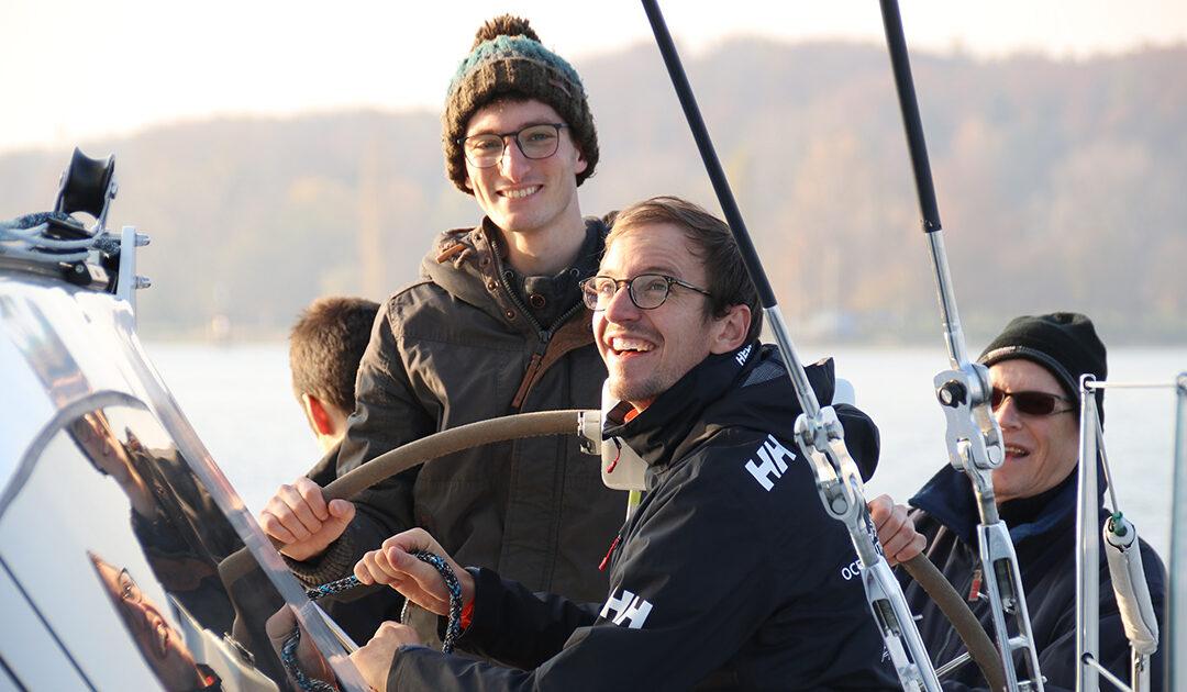 Testsegeln mit Ocean Youth Sailing auf dem Bodensee!