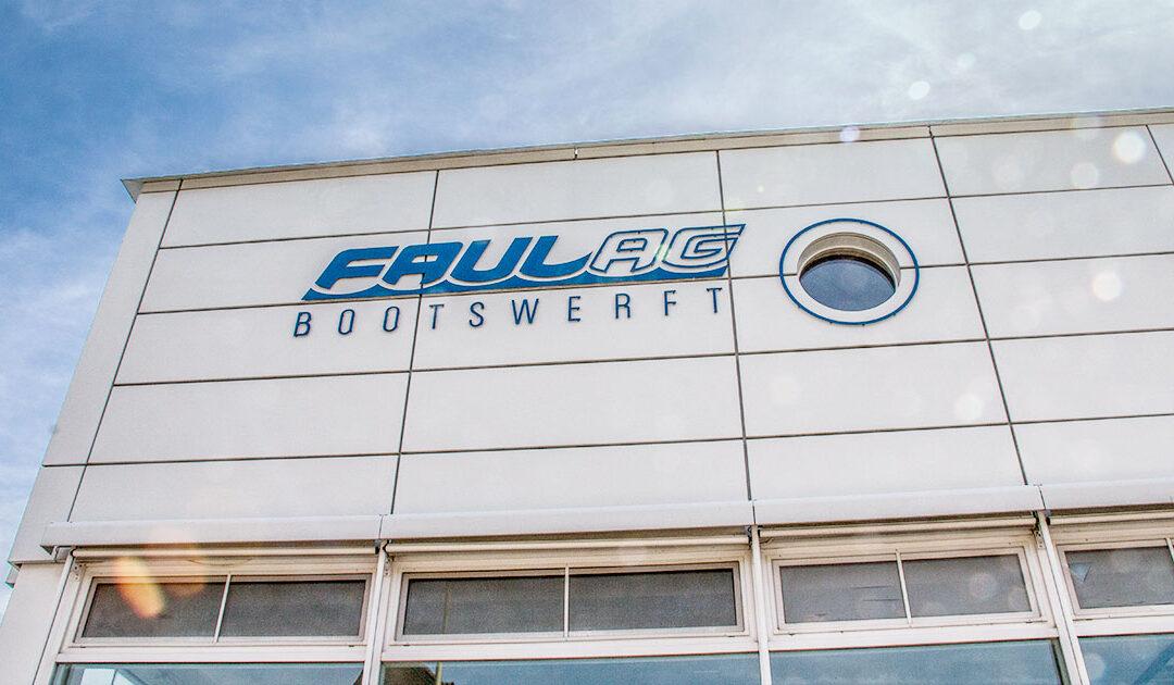 125 Jahre Yachtwerft Faul AG